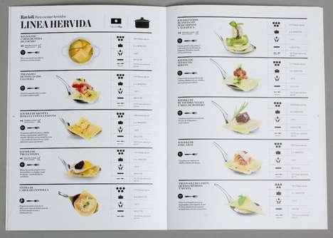 Bite-Sized Dish Catalogs