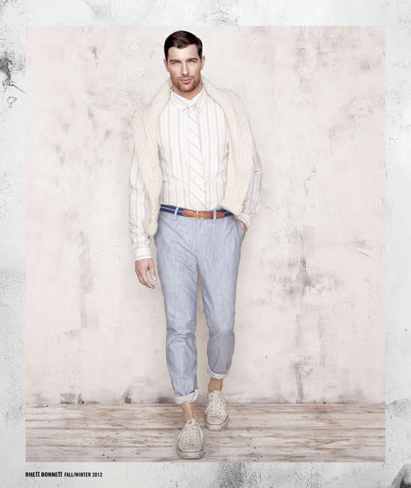 96 Buttoned-Down Men's Looks
