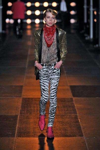Futuristic 50s-Inspired Menswear