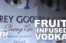 Fruit-Infused Vodka - The Grey Goose Vodka Pour Masters Competition Featured Delicious Drinks