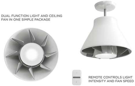 Screw-In Ceiling Fans