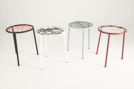 Customizable DIY String Seating