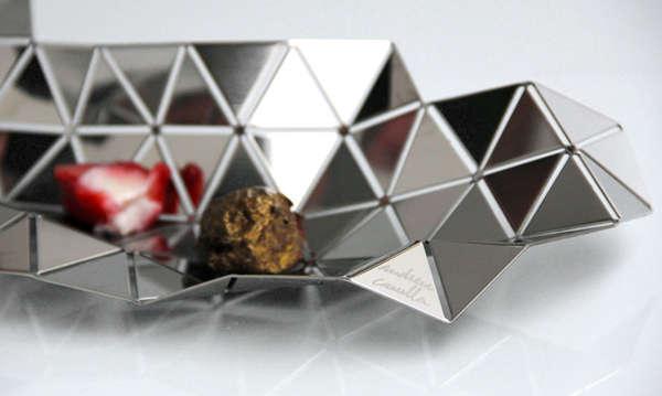 20 Pieces of Geometric Kitchenware