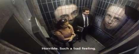 Caged Elevator Rides
