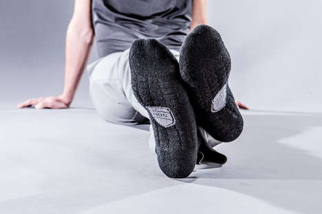 Luxe Caffeinated Socks - The ATLAS Socks Blanket Your Feet with Coffee