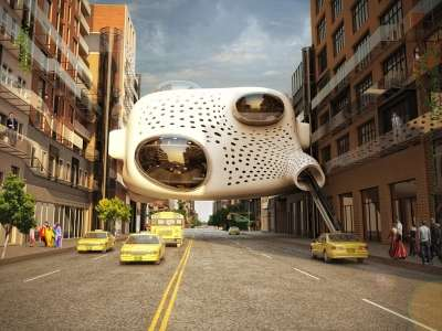 18 Futuristic Hotel Concepts