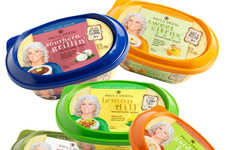Flavor-Infusing Celebrity Butters - The Paula Deen Butter Comes in an Array of Delicious Flavors