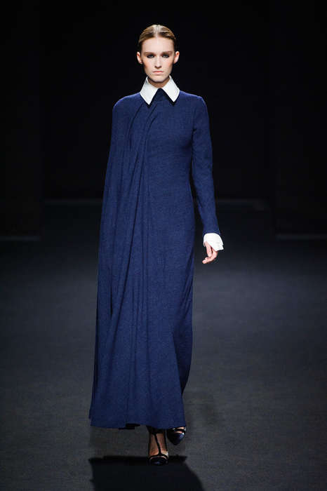Romantic Goth Girl Apparel - The Stéphane Rolland AW14 Collection Channels Wednesday Addams