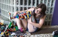 DIY Building Block Limbs - Christina Stephens Creates Her Own Prosthetic Leg out of LEGO