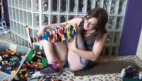 DIY Building Block Limbs