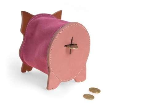 Rear-End Piglet Banks