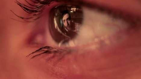 Eyeball-Reflecting Music Videos