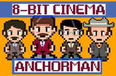 8-Bit Comedy Remakes