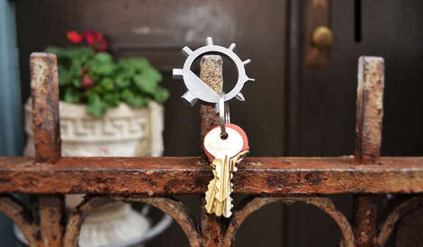 Handyman Key Rings