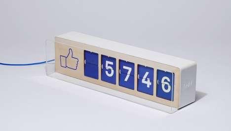 Facebook Fan Counters