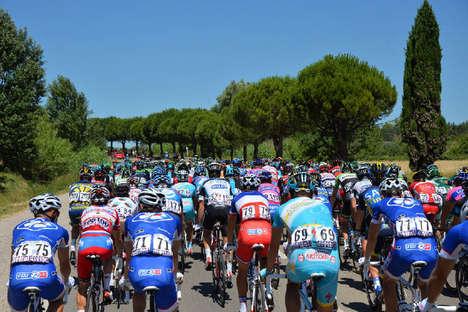 Inspiring Cycling Moments
