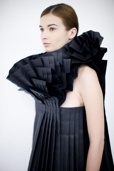 32 Playful Paper-Made Gowns