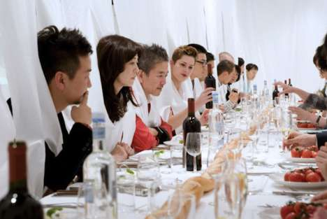 Foodie-Centric Social Networks