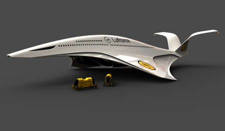 25 Futuristic Airplane Designs
