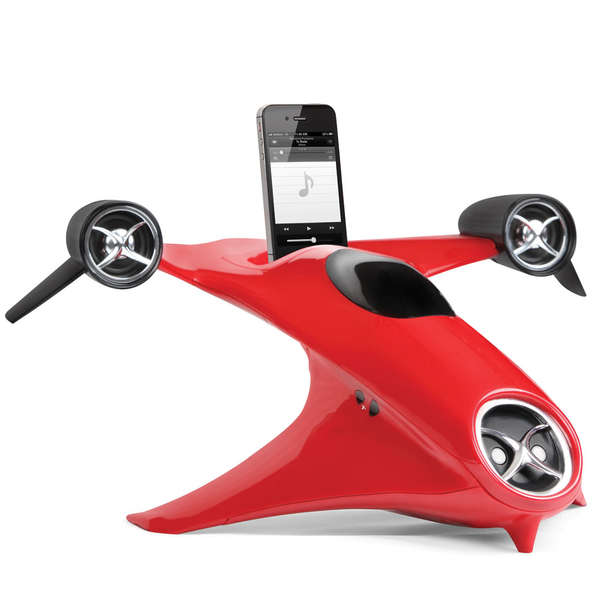mini speaker sold on plane