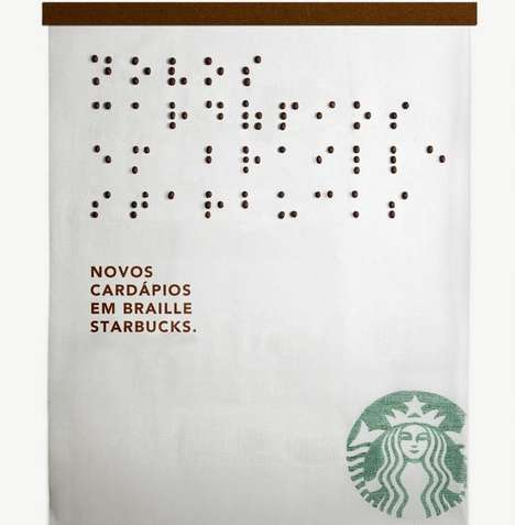 Caffeinated Braille Ads