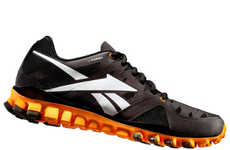 Shape-Shifting Athletic Shoes - The Reebok Realflex U-FORM+ Reconfigures Itself to Fit Your Foot