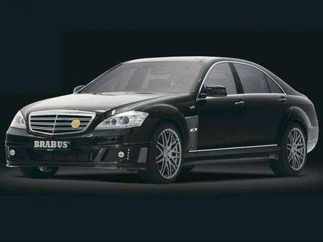 Dragon-Loving Luxury Sedans