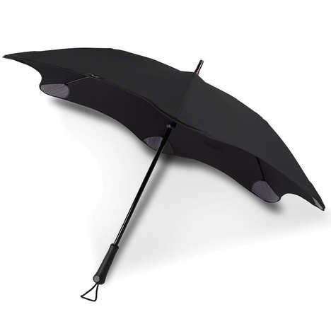 Storm-Safe Umbrellas