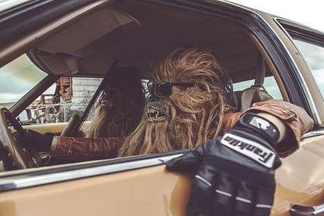 Wookiee-Inspired Captures