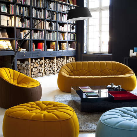Bean Bag-Like Sofas