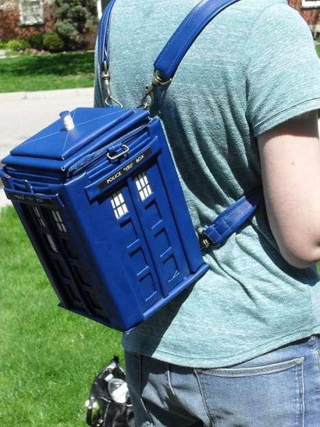 British Sci-Fi Bookbags