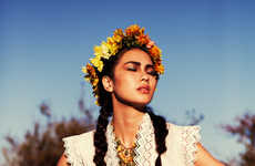 Free-Spirited Sunset Editorials