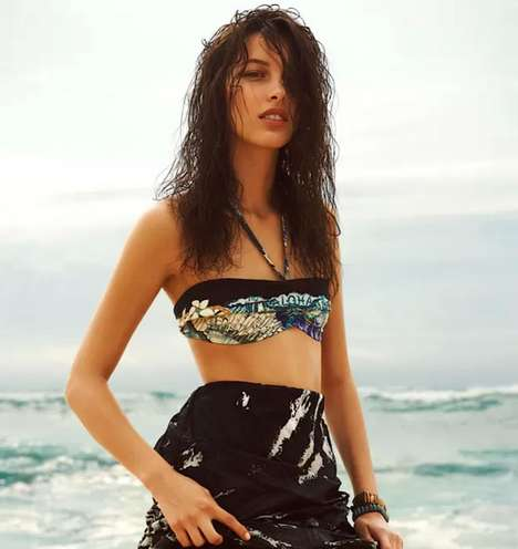 Sultry Seashore Editorials