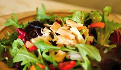 From Fresh Sushi-Inspired Salads to Leafy Green Waffle Wraps