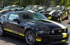Supercharged Rental Cars - The Hertz Penske GT is a Rental Only Mustang Special Edition