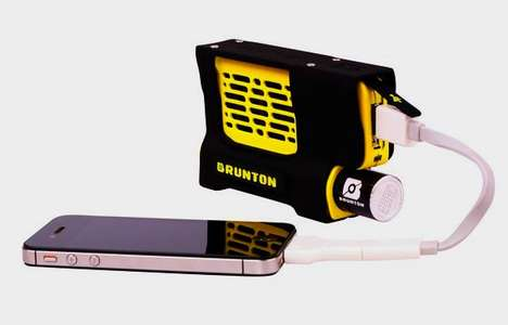 Hydrogen-Powered Travel Chargers - The Brunton Hydrogen Reactor Charges in a Scientific Manner