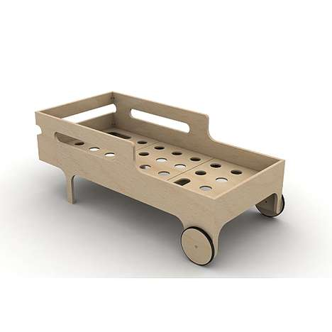 Toddler Toy Beds - Make the Transition from Baby to Tot Easy with the R Toddler Bed
