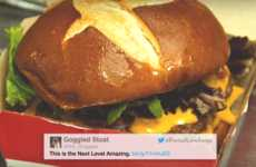 Social Media Burger Songs - This Wendy's Social Media Campaign Turns Tweets into a Love Song