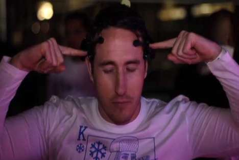 Beer-Pouring Headsets