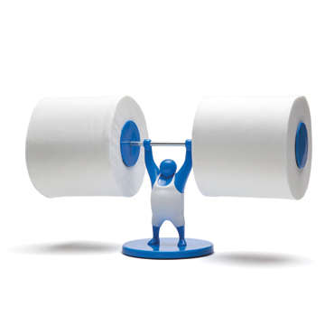 Comical Toilet Paper Stands
