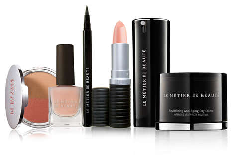 Full Beauty Subscription Services - Le Métier De Beauté Offers Pre-Release Product Perks
