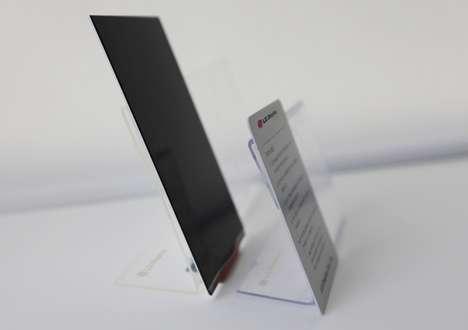 Super Slim HD Screens