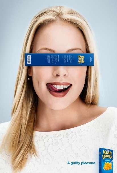 Enticing Censored Food Ads