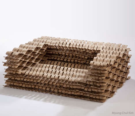 Flexible Lattice-Like Loungers
