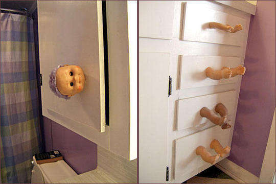 31 Creepy Furniture Designs