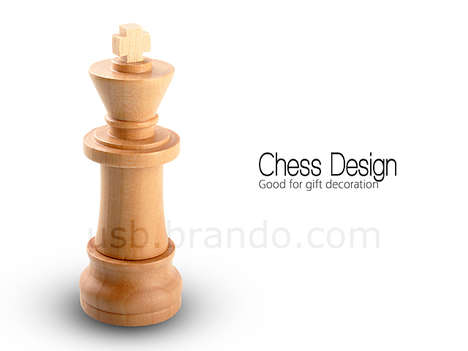 Data-Storing Chess Pieces