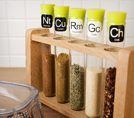 32 Chemistry-Inspired Kitchen Gadgets