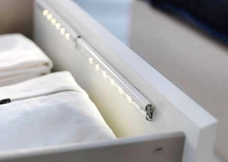 Illuminating Dresser Lights