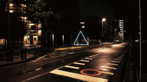 Geometric Lightscape Films