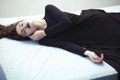Bedside Fashion Photography